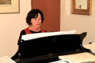 Gertrud Kotschy Klavier