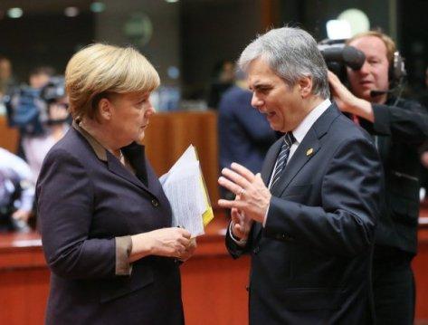 Merkel Faymann