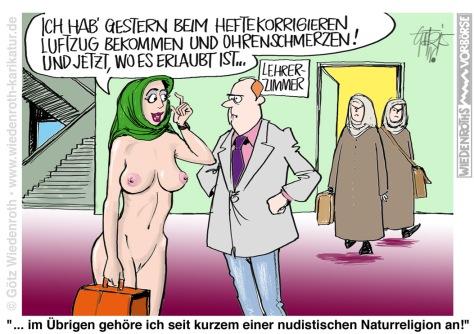 Kopftuch_Islam_Nudismus_Schule