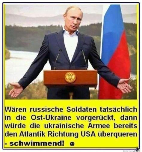 Putin soldaten
