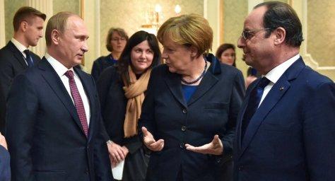 Einigung De mit Rus