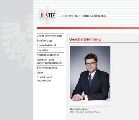 Firma Justitzbetreuungsagentur