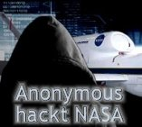 Anonymous-hacks-NASA