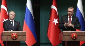 Russland Türkei Friedensvertrag