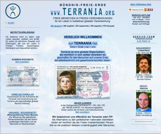 Terrania – Bündnis freier Menschen