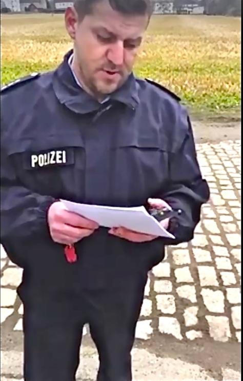 Firma Polizei