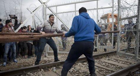 Flüchtlingsrouten Italien