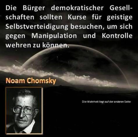 Noam Chomsky_ Bürger demokratischer Gesollschaften
