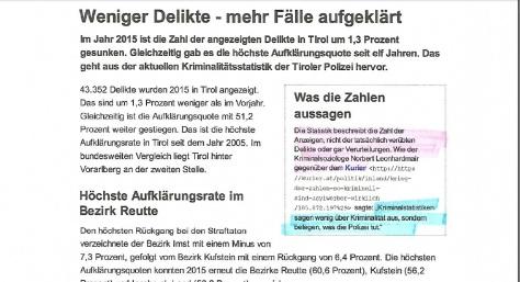 Tiroler Landeslügenbericht