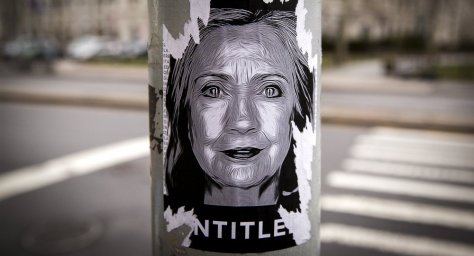 Clinton Weltkrieg